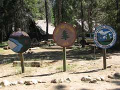 Photo of Round Signs